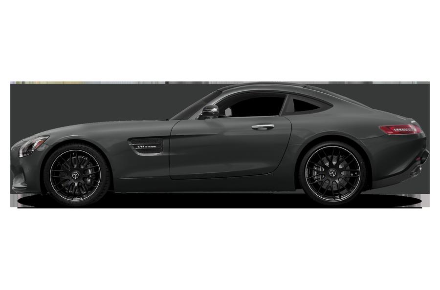 2017 Mercedes-Benz AMG GT exterior side view