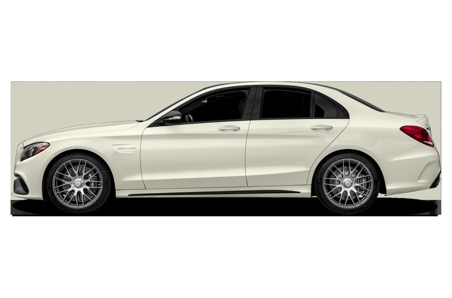 2015 Mercedes-Benz C-Class exterior side view