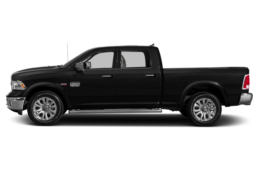 2017 RAM 1500 exterior side view