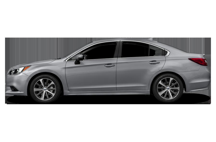 2017 Subaru Legacy exterior side view