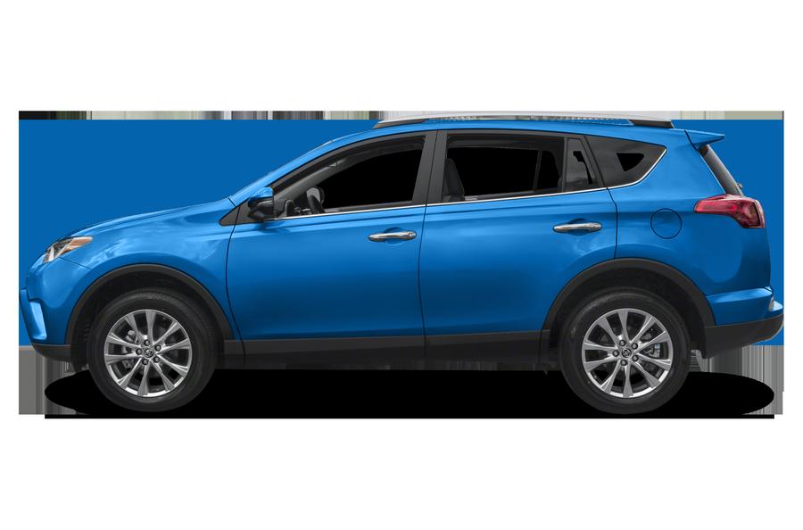 2016 Toyota RAV4 exterior side view