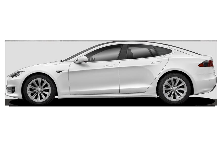 2017 Tesla Model S exterior side view