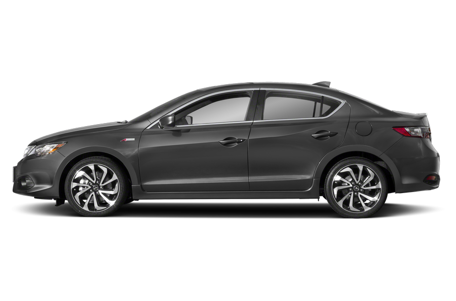 2018 Acura ILX exterior side view