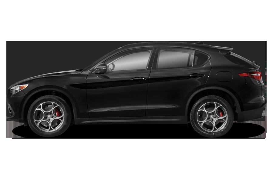 2018 Alfa Romeo Stelvio exterior side view