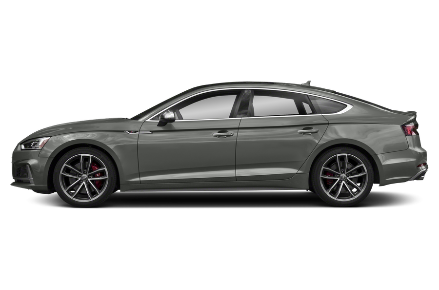 2018 Audi S5 exterior side view