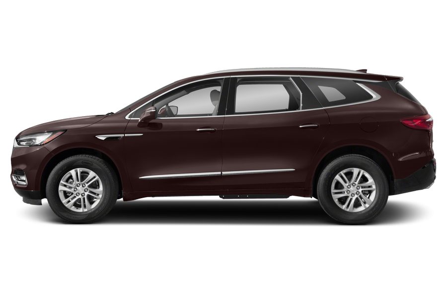 2019 Buick Enclave exterior side view