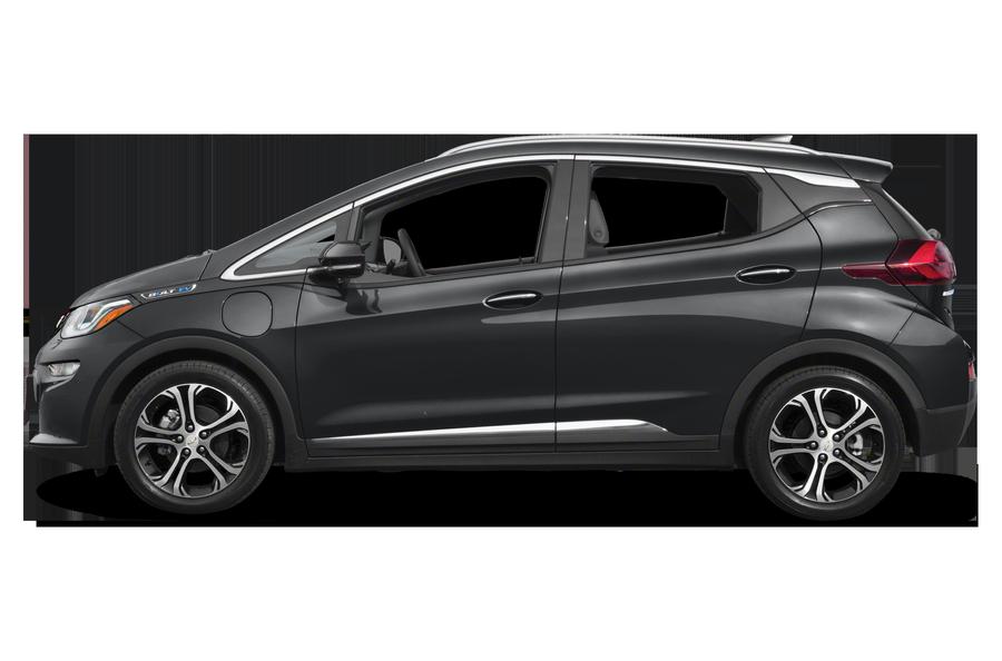 2017 Chevrolet Bolt EV exterior side view