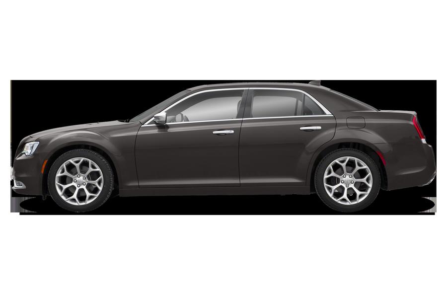 2018 Chrysler 300 exterior side view