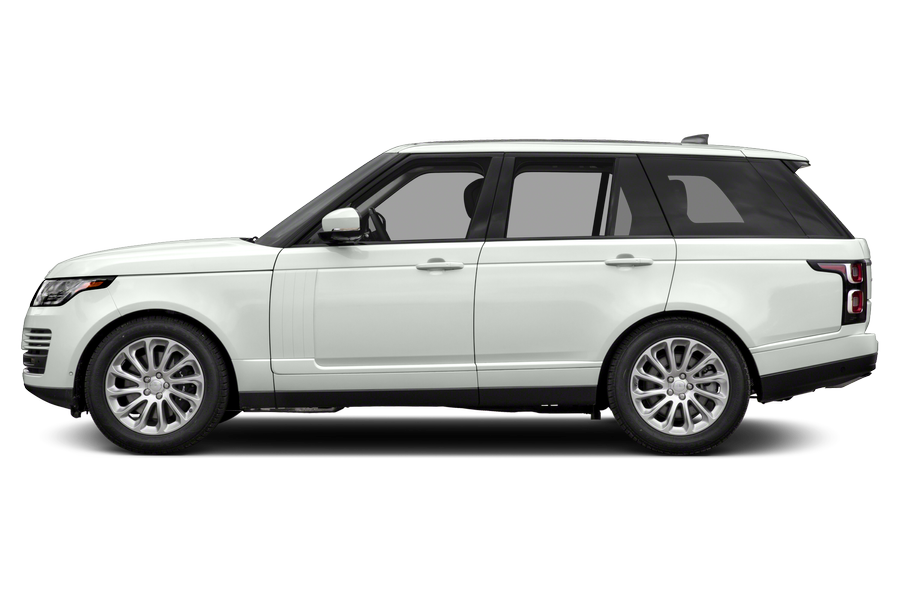 2020 Land Rover Range Rover exterior side view