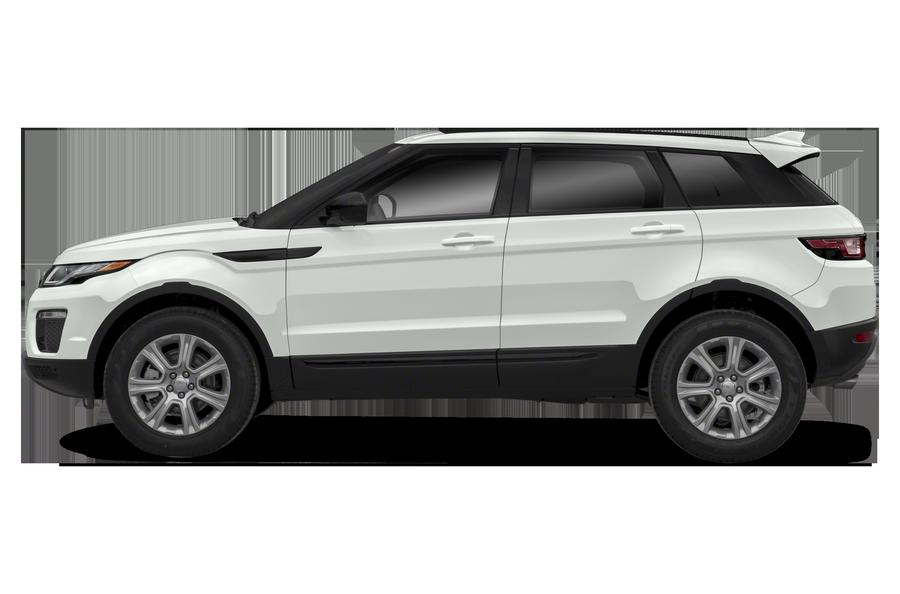 2018 Land Rover Range Rover Evoque exterior side view