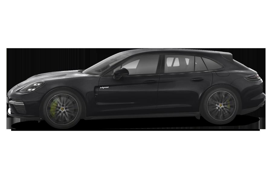 2018 Porsche Panamera e-Hybrid Sport Turismo exterior side view