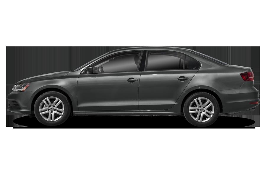 2018 Volkswagen Jetta exterior side view