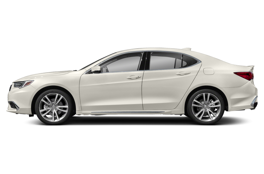 2019 Acura TLX exterior side view