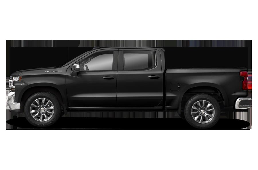 2019 Chevrolet Silverado 1500 exterior side view