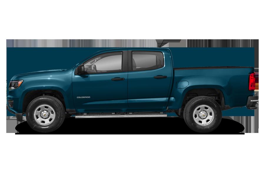 2020 Chevrolet Colorado Specs Price Mpg Reviews Cars Com