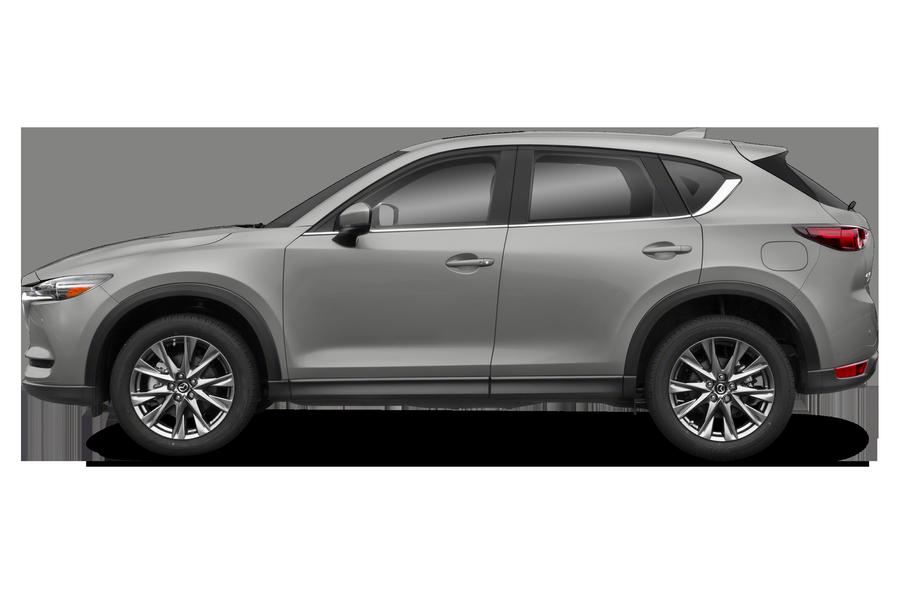 2020 Mazda CX-5 exterior side view