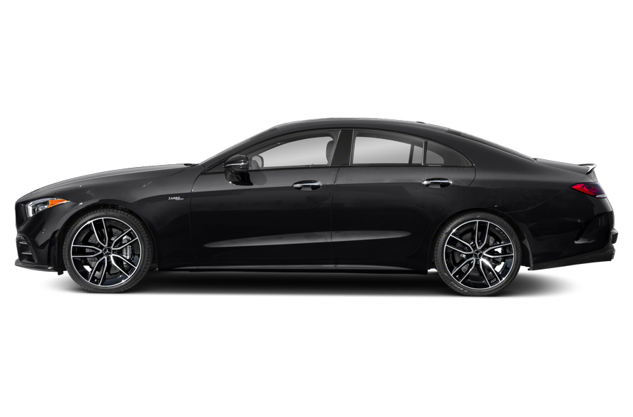 2020 Mercedes-Benz AMG CLS 53 exterior side view