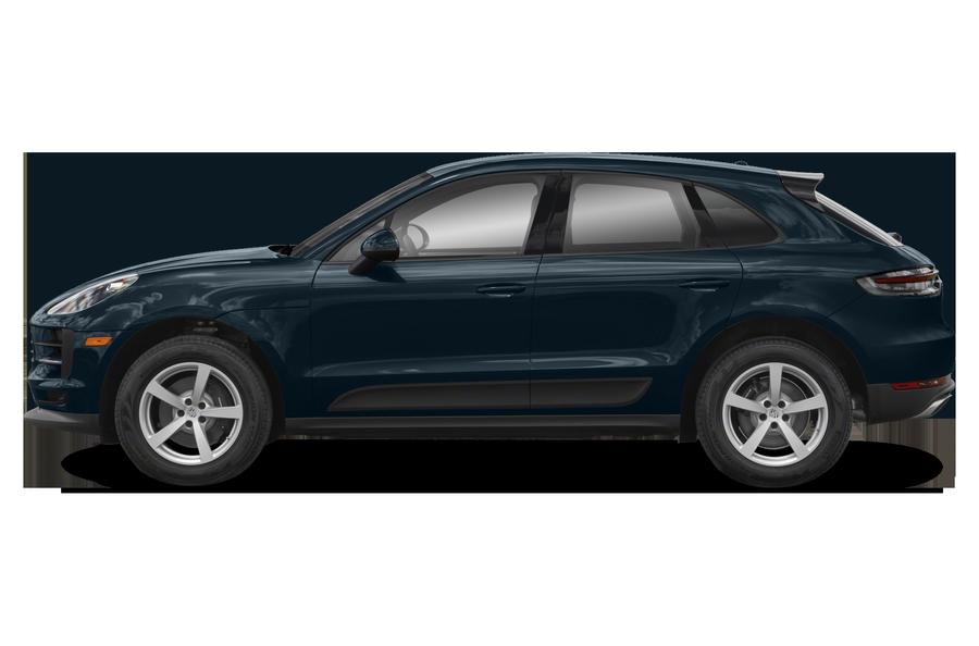 2019 Porsche Macan exterior side view
