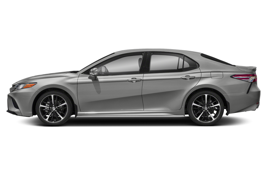 2019 Toyota Camry exterior side view
