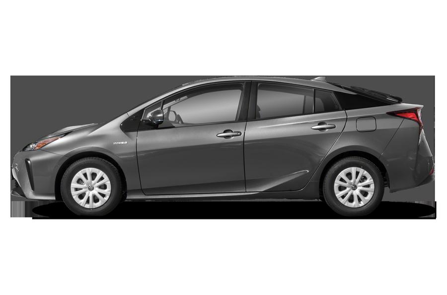 2019 Toyota Prius exterior side view