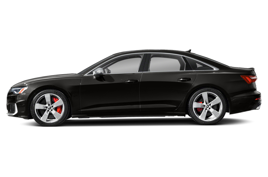 2021 Audi S6 exterior side view