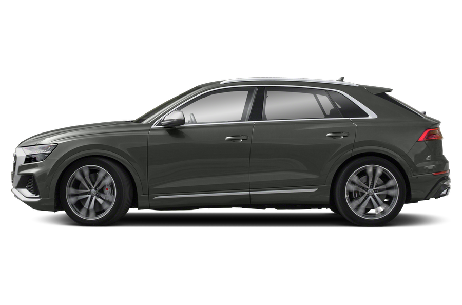 2021 Audi SQ8 exterior side view