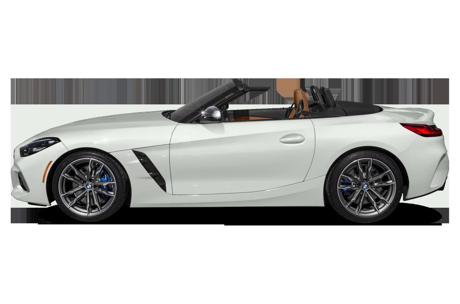 2021 BMW Z4 exterior side view