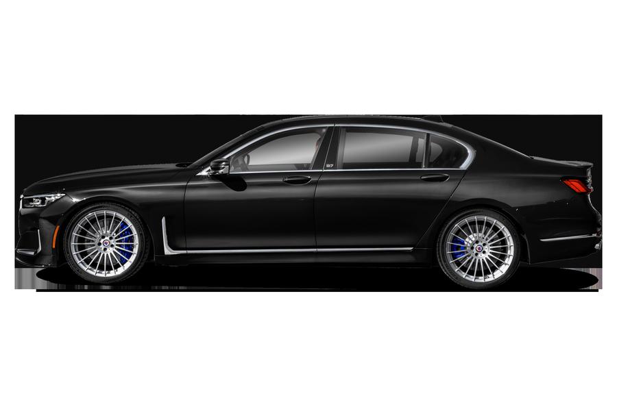 2021 BMW ALPINA B7 exterior side view