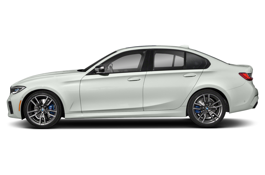 2021 BMW M340 exterior side view