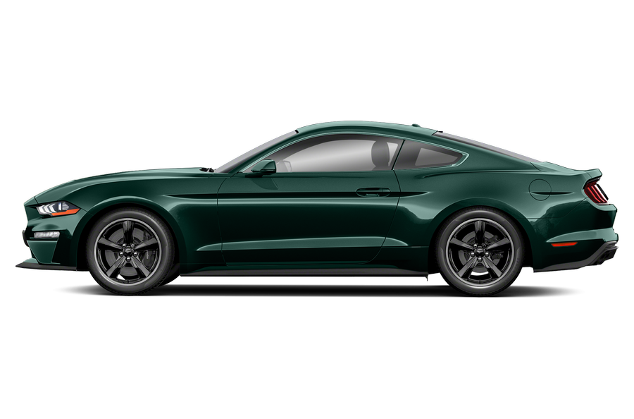 2020 Ford Mustang exterior side view