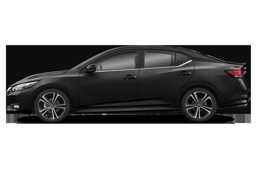 2020 Nissan Sentra exterior side view