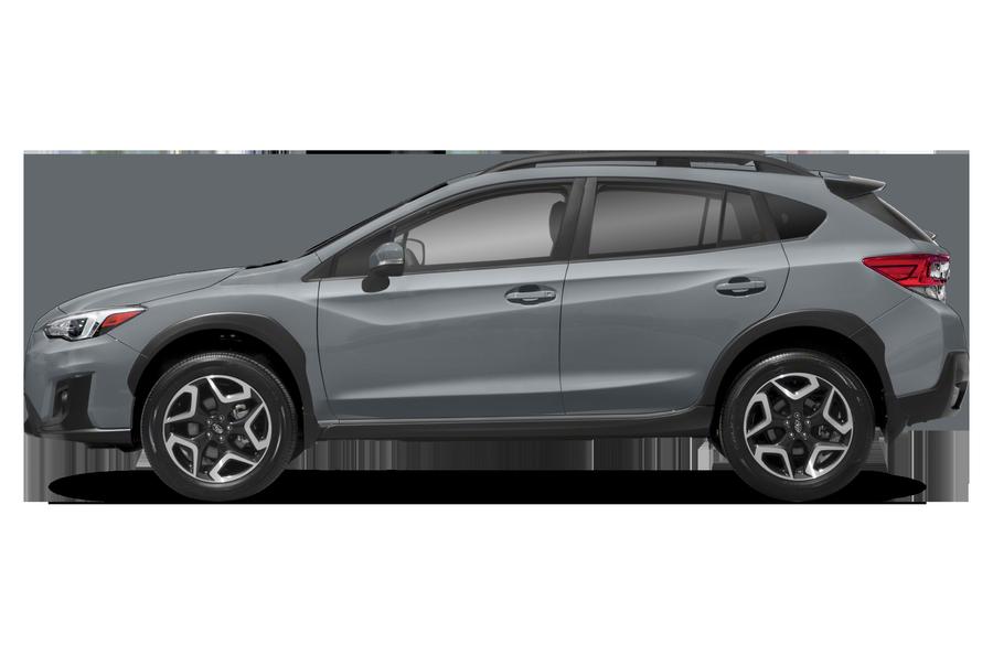 2020 Subaru Crosstrek exterior side view