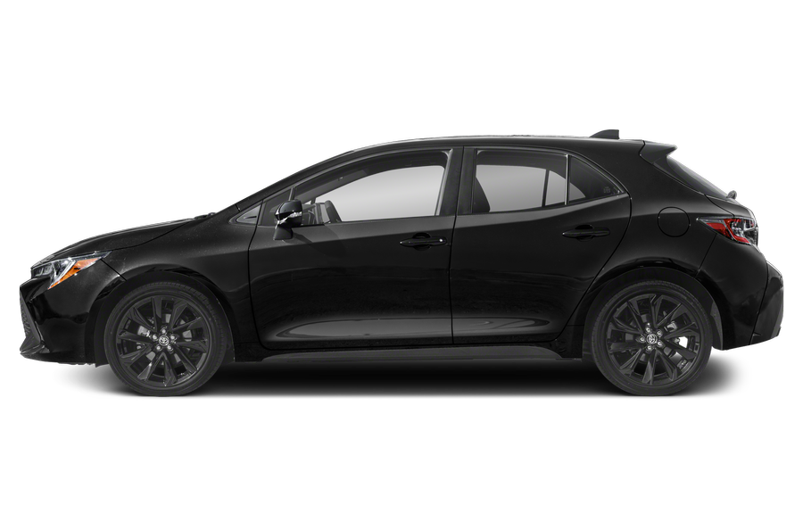 2020 Toyota Corolla Hatchback Specs Price Mpg Reviews Cars Com