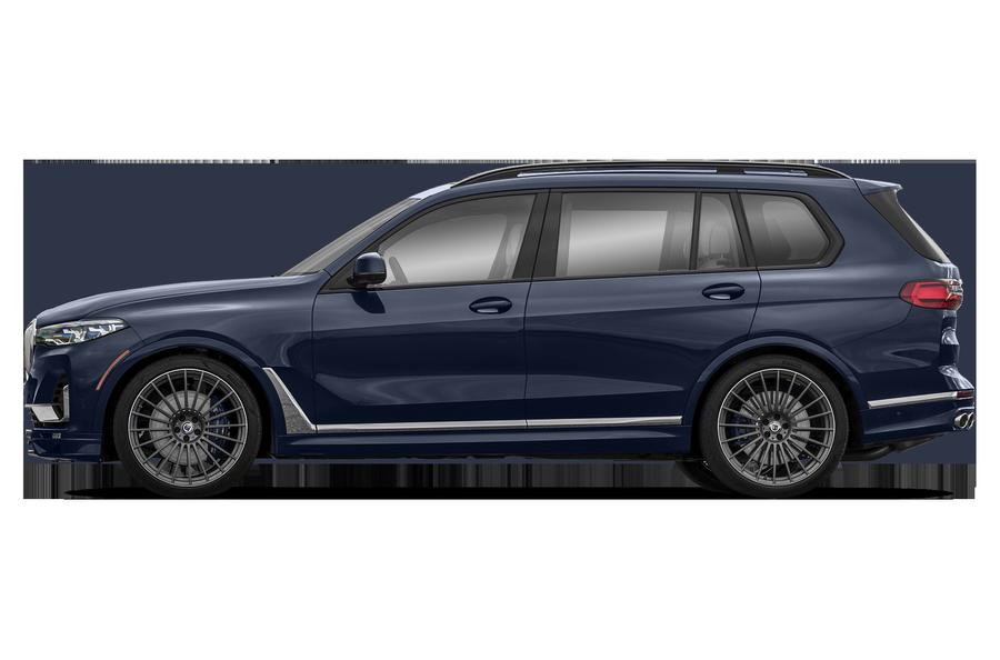 2021 BMW ALPINA XB7 exterior side view