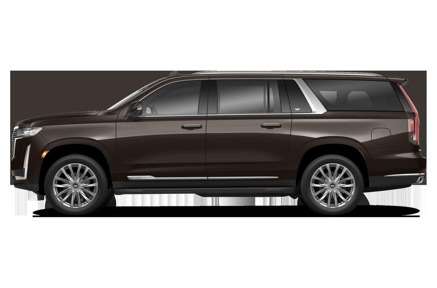 2021 Cadillac Escalade ESV exterior side view