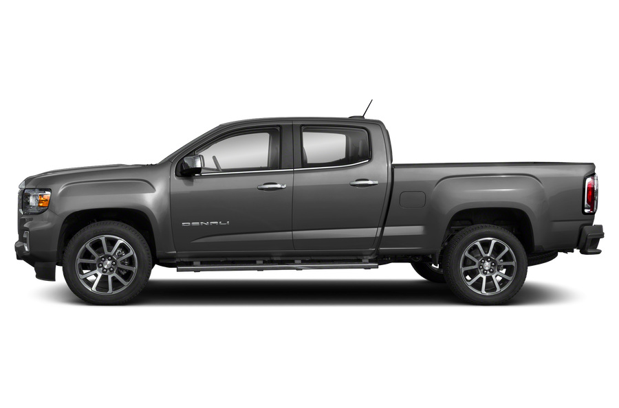 2021 GMC Canyon exterior side view