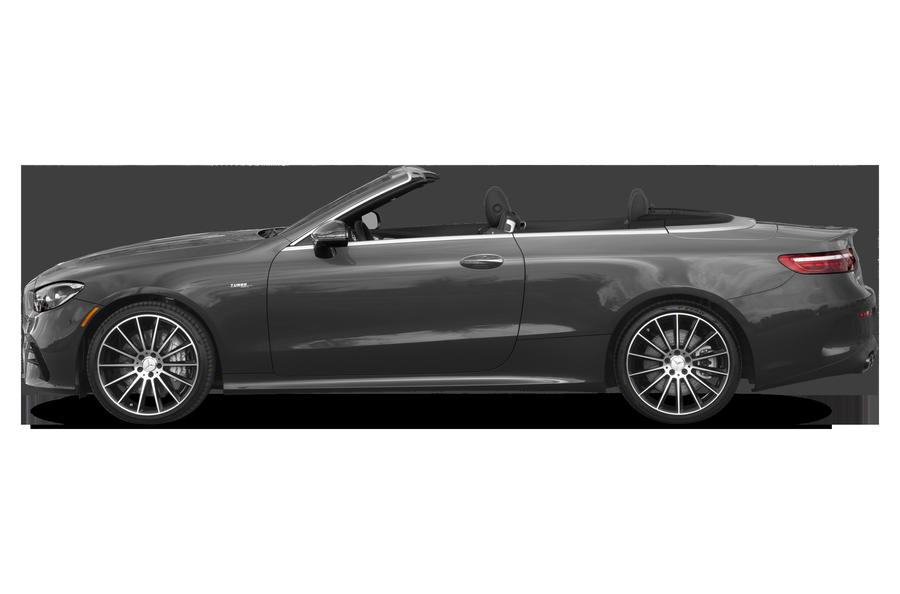 2020 Mercedes-Benz AMG E 53 exterior side view