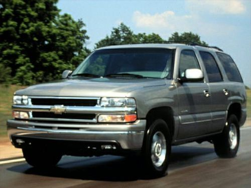 2000 chevrolet tahoe specs pictures trims colors. Black Bedroom Furniture Sets. Home Design Ideas