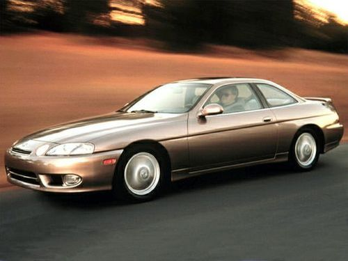 1992 Lexus SC 400