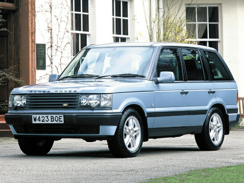 2000 land rover range rover overview. Black Bedroom Furniture Sets. Home Design Ideas