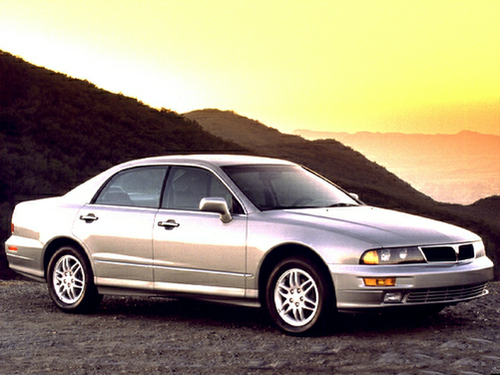2000 Mitsubishi Diamante