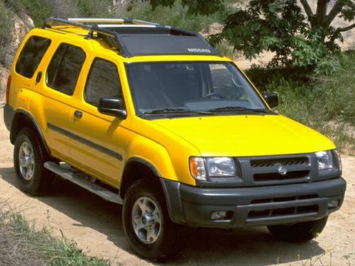 2000 nissan xterra overview. Black Bedroom Furniture Sets. Home Design Ideas