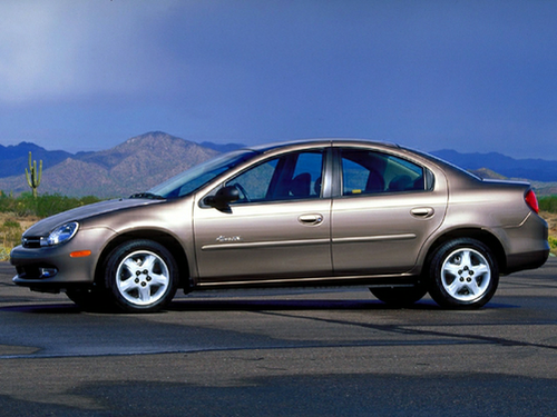 2000 Plymouth Neon