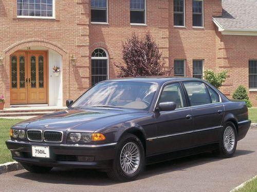 2000 BMW 750 Overview   Cars.com