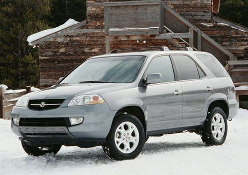 Wondering Which Configuration Is Right For You Our 2001 Acura Mdx