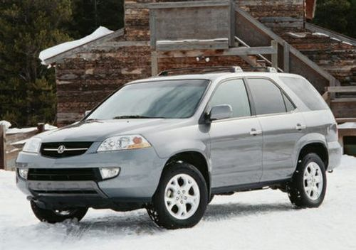 2001 acura mdx recalls. Black Bedroom Furniture Sets. Home Design Ideas