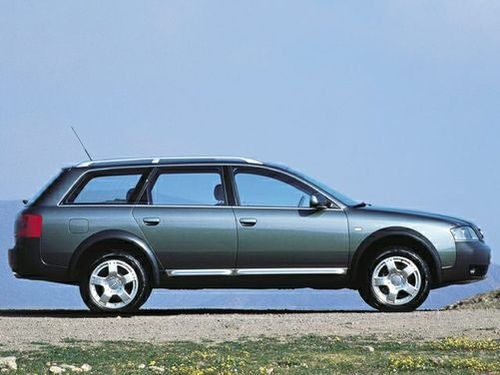 Allroad 4dr Station Wagon
