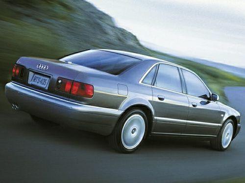 S8 AWD Quattro Sedan