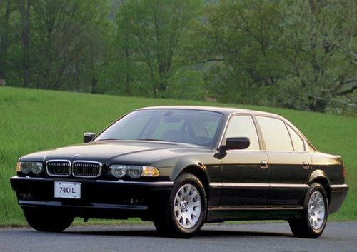 2001 BMW 750 Trim Levels Configurations At A Glance