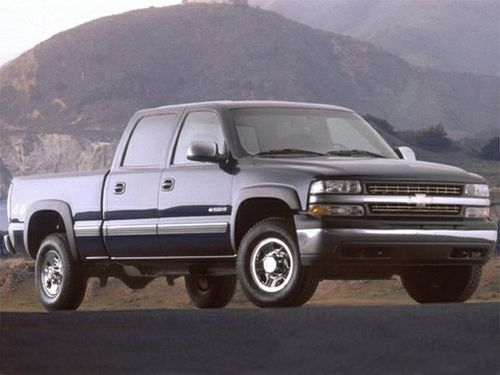 2001 chevrolet silverado 1500 overview. Black Bedroom Furniture Sets. Home Design Ideas